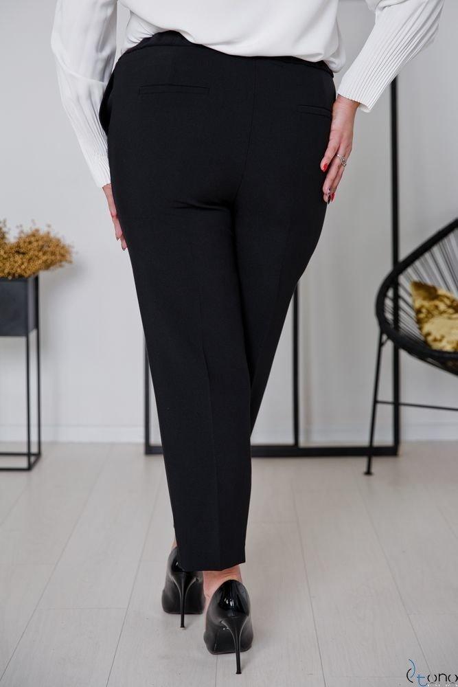 Black Trousers ABURRO Plus Size