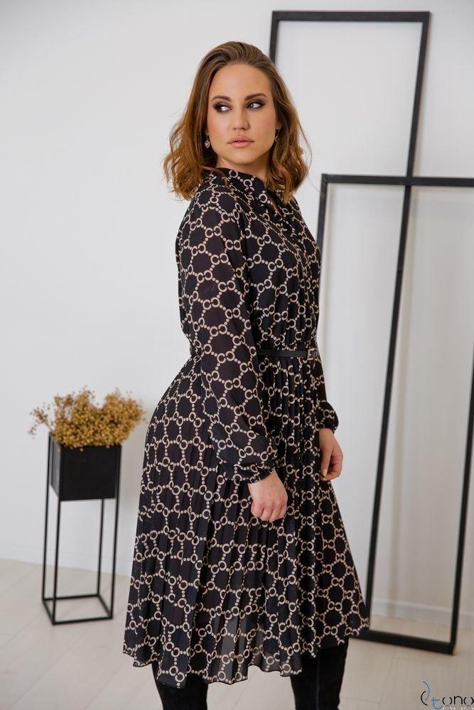 Dress CORRA Plus Size Design 1