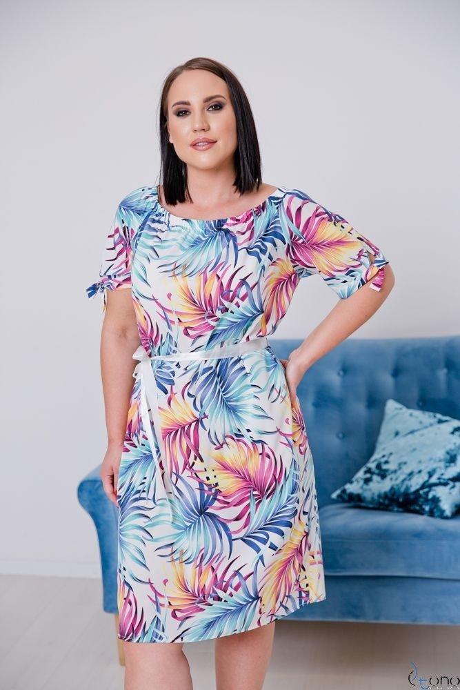 Dress PARAGAS Plus Size Design 1