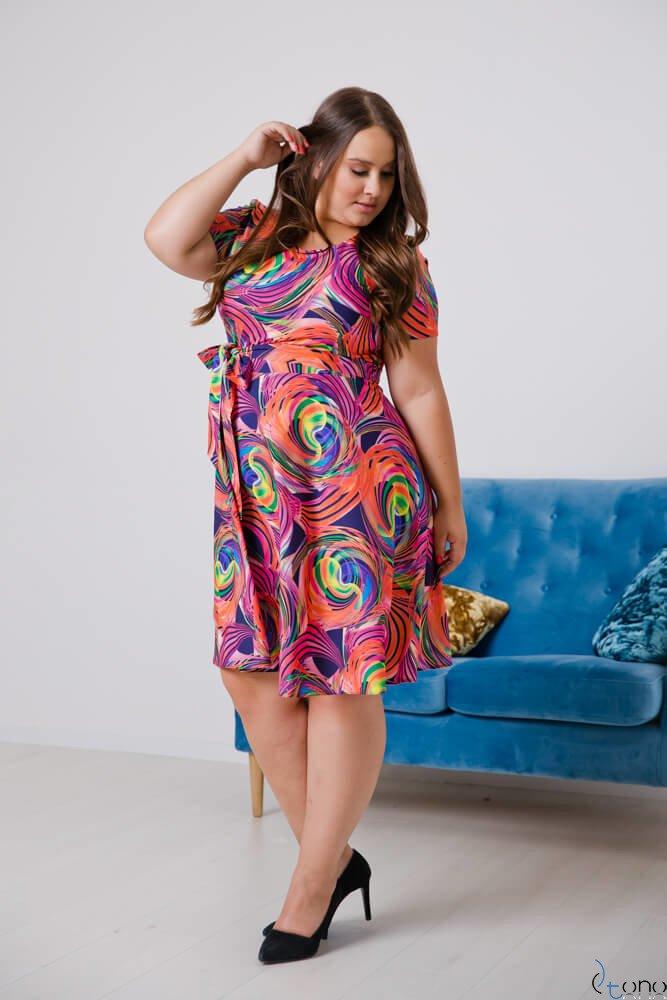 Dress ROSITA Plus Size Design 15