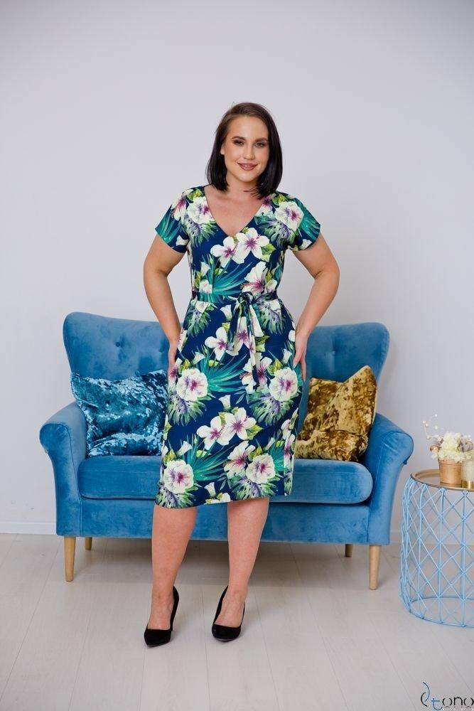Dress VERDINA Plus Size Design 2