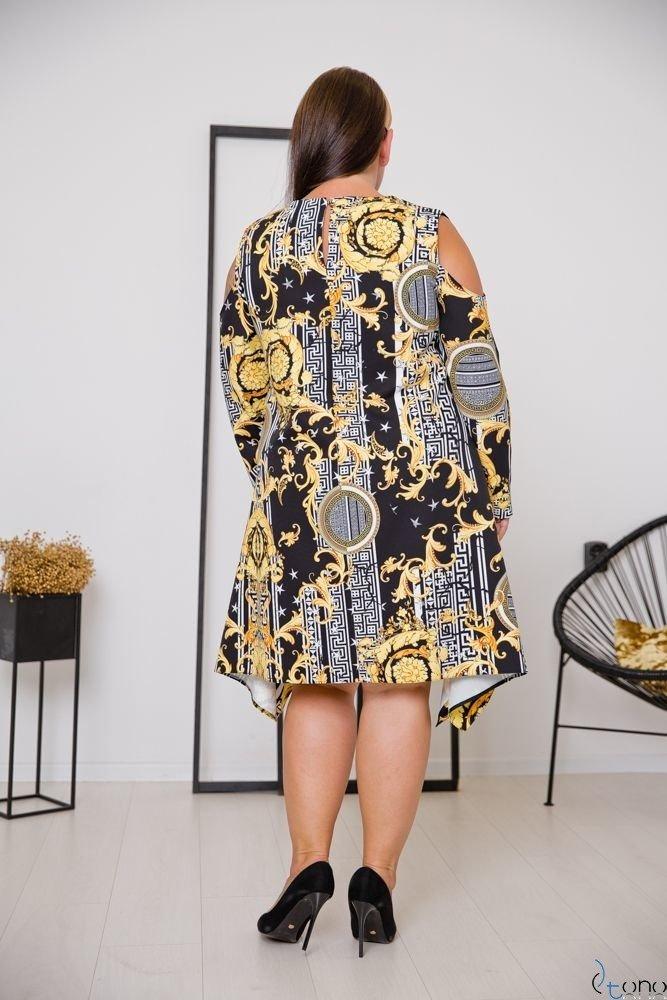 Dress VIRAGO Plus Size Design 6