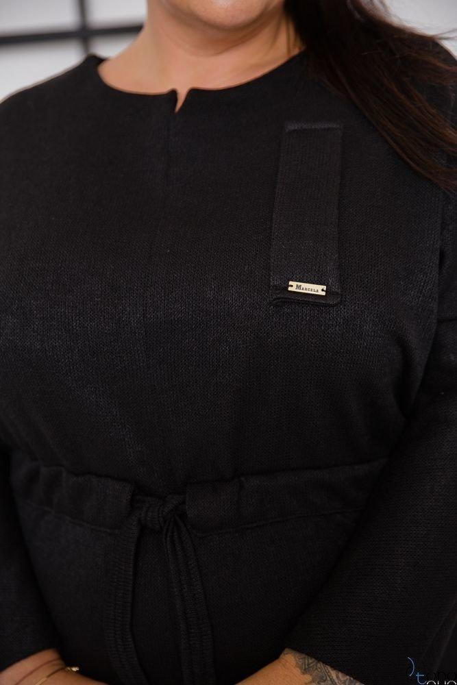 Black Dress BOFETTA Plus Size