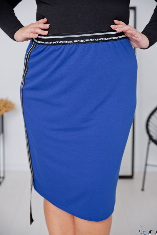 Cornflower Skirt LAURA Plus Size