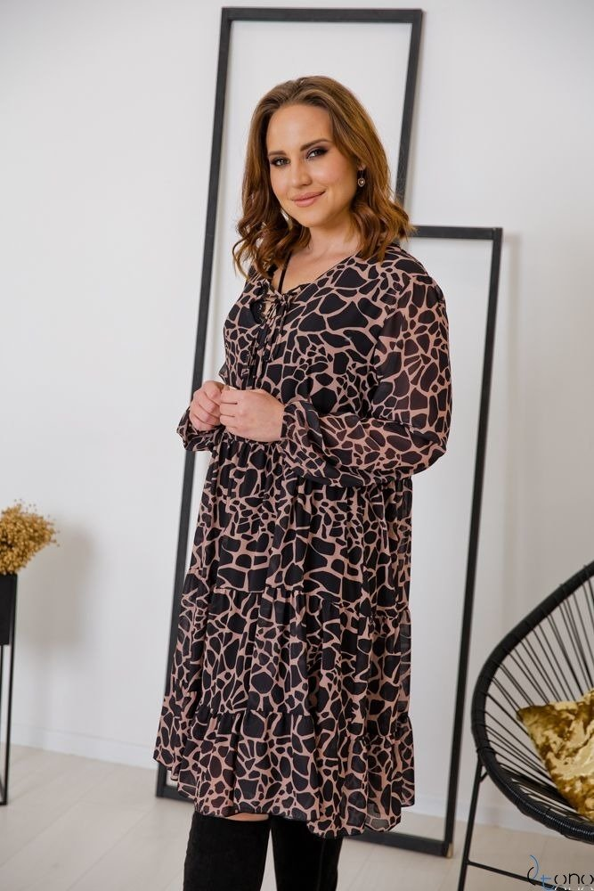 Dress STESSA Plus Size Design 2