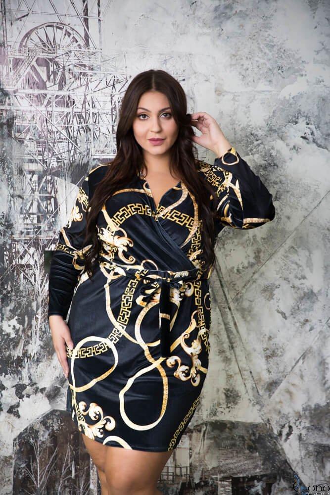 cbfd389afa Sukienka ANELLO Plus Size ✅ darmowy odbiór w punckie i zwrot produktu