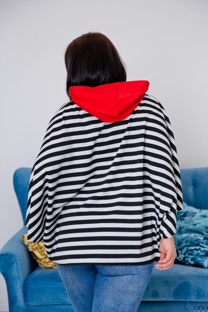 Bluza BARSETA Plus Size Wzór 1