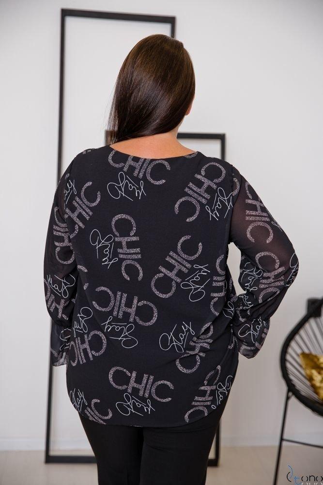 Bluzka COTELES Plus Size Wzór 6