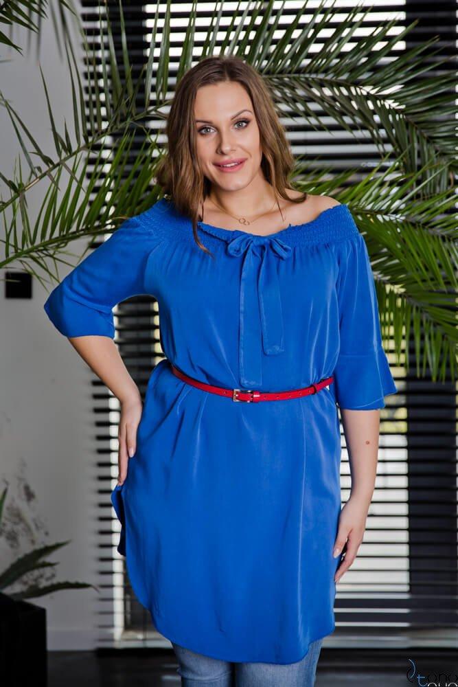 Chabrowa Tunika MANOLLA Plus Size