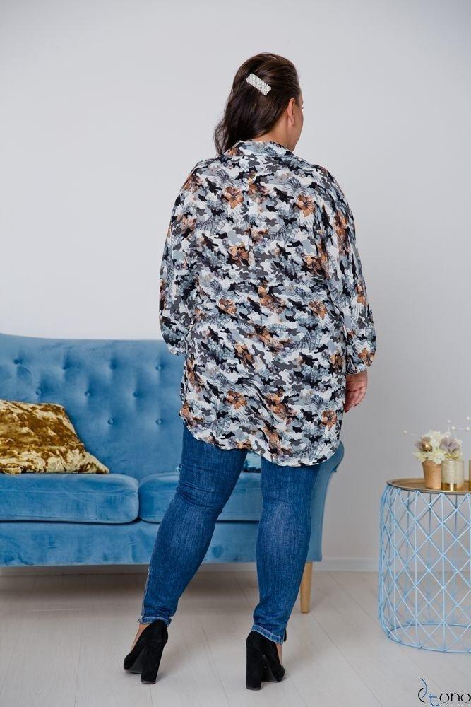 Koszula MORALIS Plus Size Wzór 1