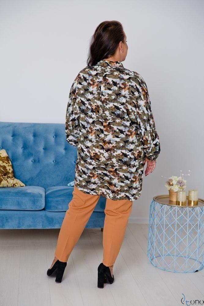 Koszula MORALIS Plus Size Wzór 3