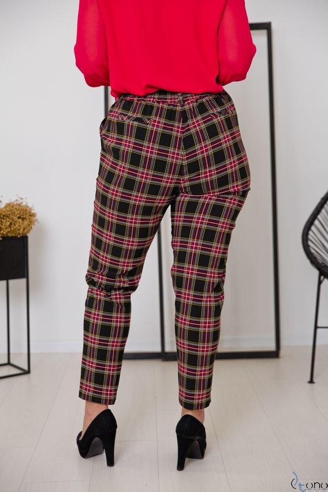 Spodnie CAMBIO Plus Size Wzór 1