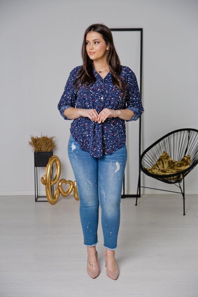Spodnie Jeansowe TAMISA Plus Size