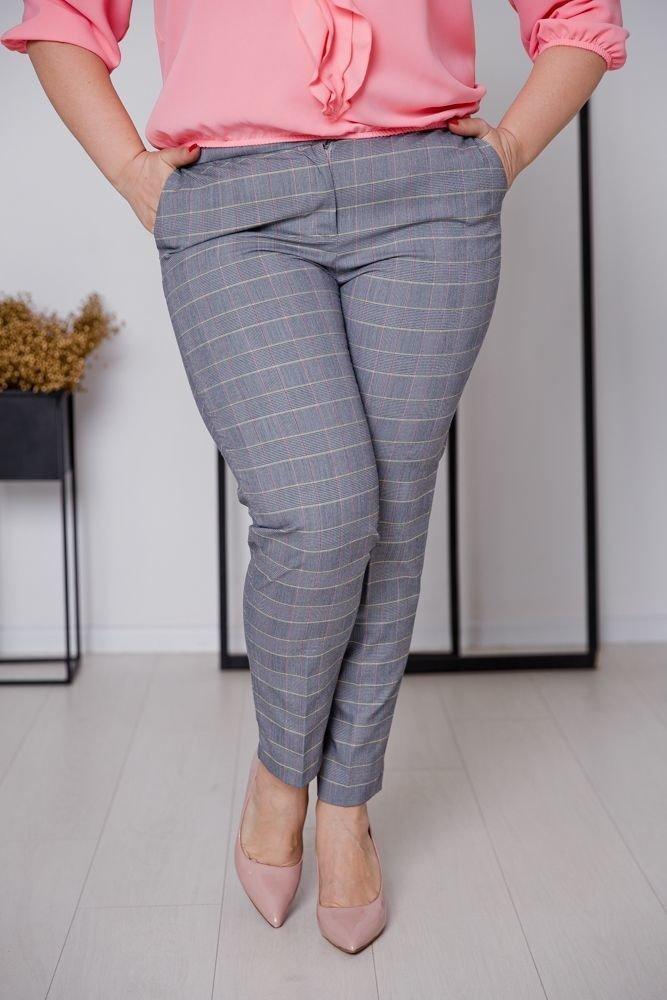 Spodnie SHILOW Plus Size Wzór 6