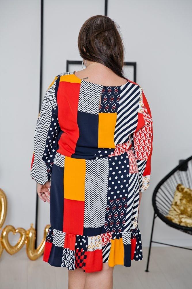 Sukienka FANTAZY Plus Size
