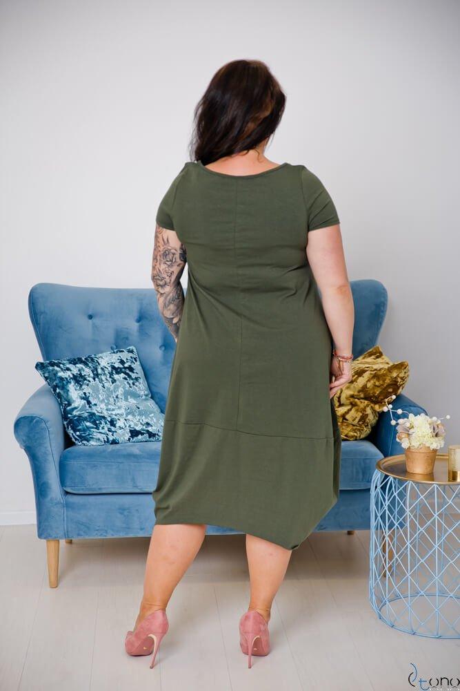Sukienka FELICCIA Plus Size Wzór 7