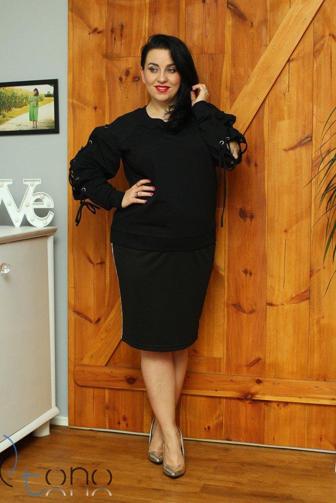 Bluza damska MANOLA Designerska Oversize