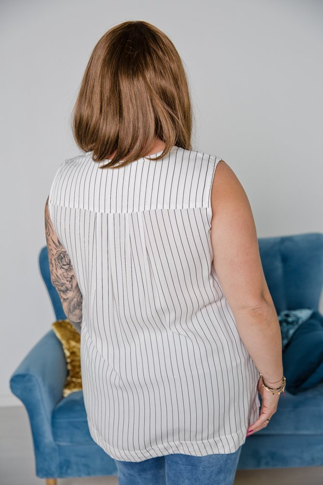 Bluzka SEFANA Plus Size Wzór 2