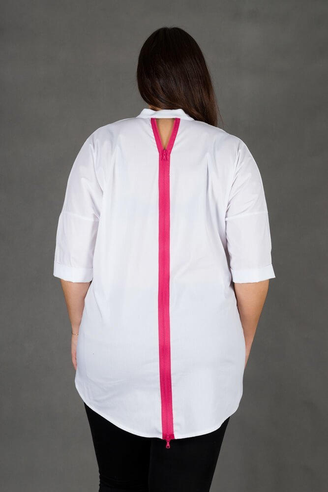 Koszula BALTICA Designerska Plus Size