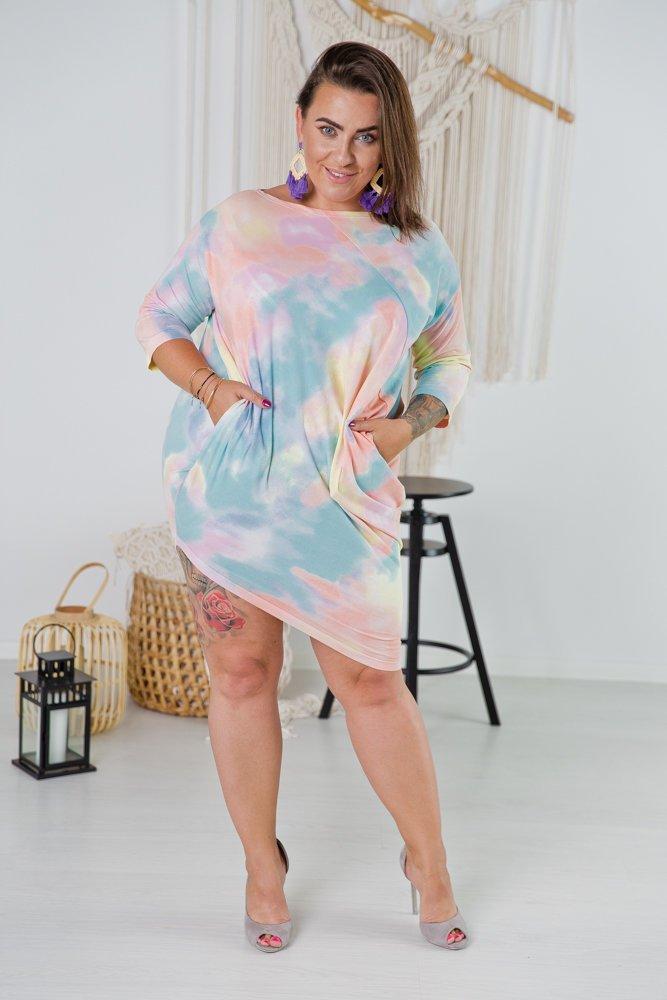 Sukienka BATICA Plus Size Wzór 2