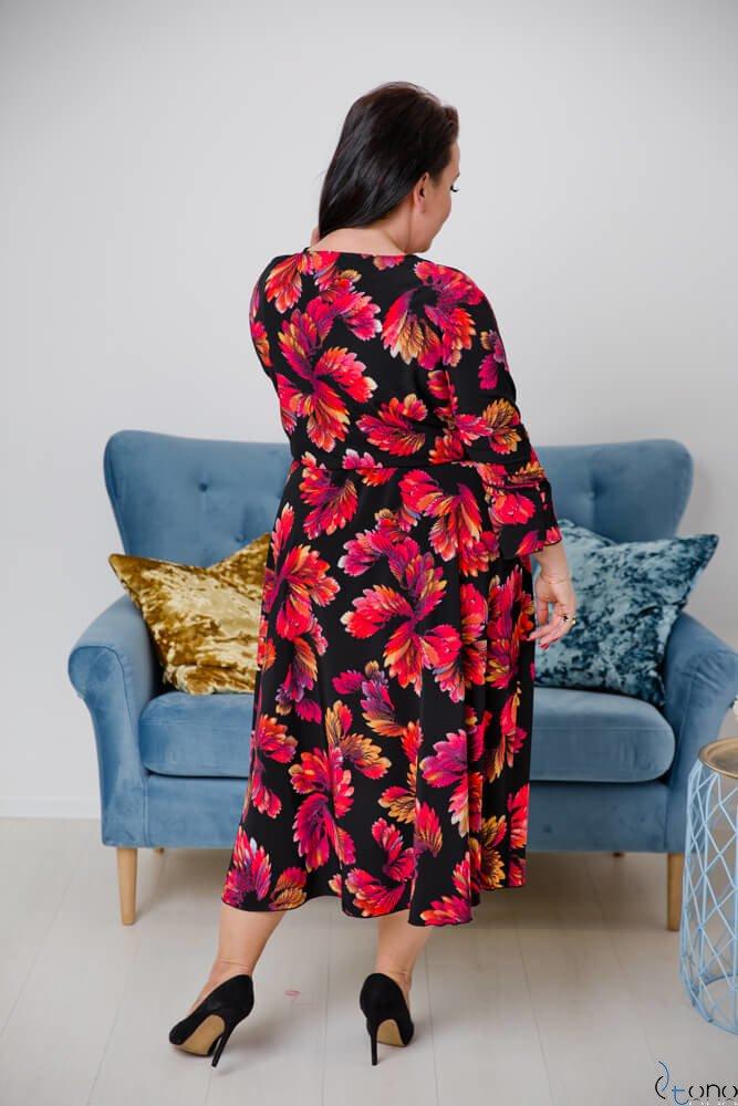 Sukienka PALOMA Plus Szie Wzór 3