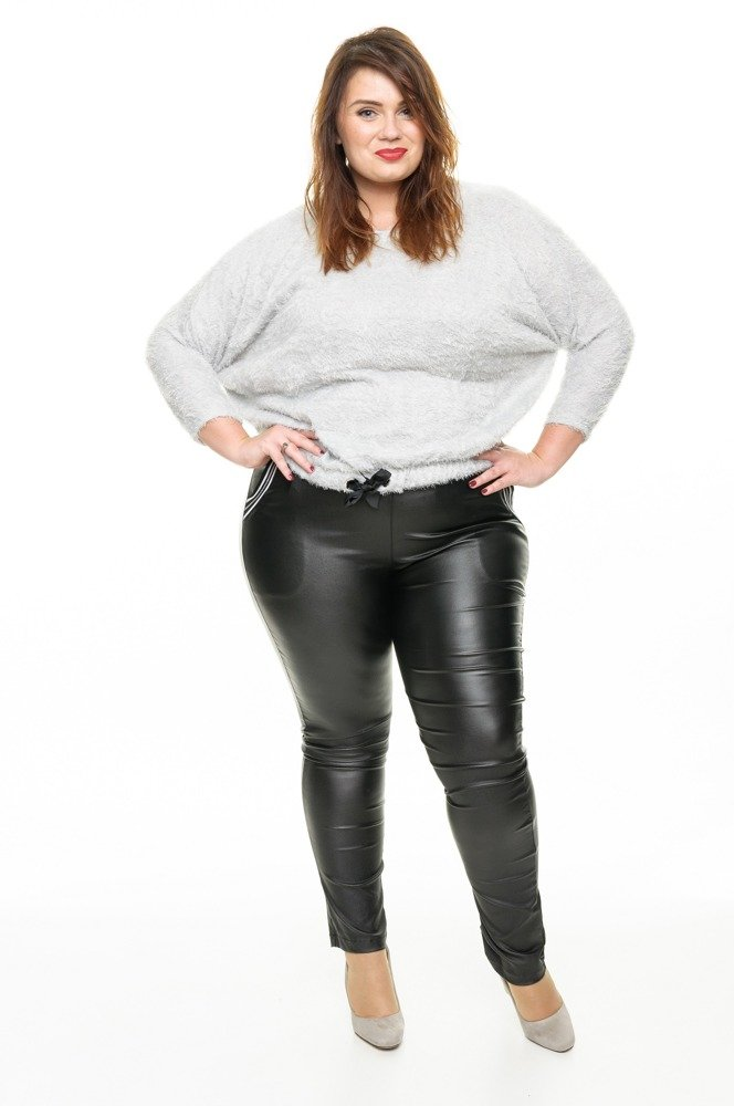 Sweter MOLLY Modny Plus Size